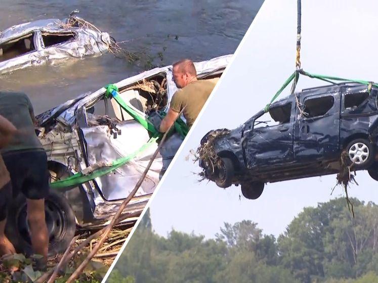 Leger België helpt opruimen na nieuwe overstromingen