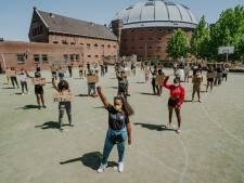 Zaterdag Black Lives Matter op Chasséveld in Breda: 'Eindelijk mag het ook hier nu eens over racisme gaan'
