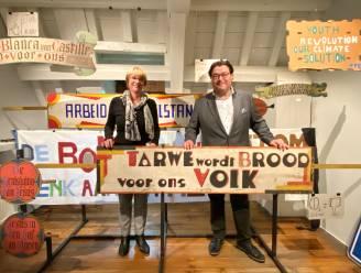 Van klimaatmarsen tot carnavalsstoeten: Huis van Alijn opent nieuwe expo