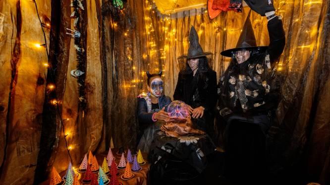 Monsters, griezels en volle snoepemmertjes, ofwel wie haalt de grootste buit binnen met Halloween