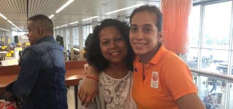 Almelose Reshmie moet na uitsluiting Olympische Spelen 10 dagen in kamer blijven: 'Liefst zouden we haar nu knuffelen'