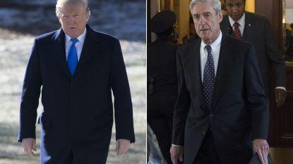 Trump wilde speciaal aanklager in Ruslandonderzoek Robert Mueller in juni ontslaan