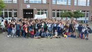 Eerstejaars Sint-Lodewijkcollege verlaten schoolsite aan Markt na 169 jaar
