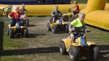 Kinderen gooien remmen los op attractiedag