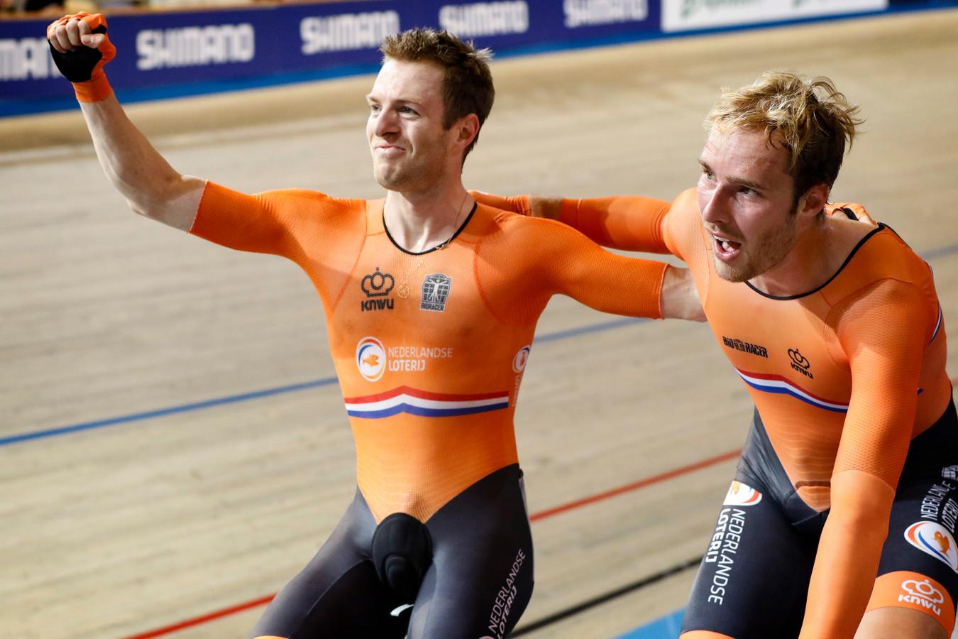 Havik (l) en Van Schip.