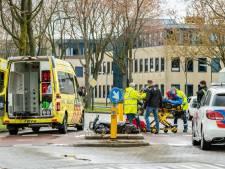 Scooterrijder gewond na botsing met auto in Houten, busverkeer enige tijd ontregeld
