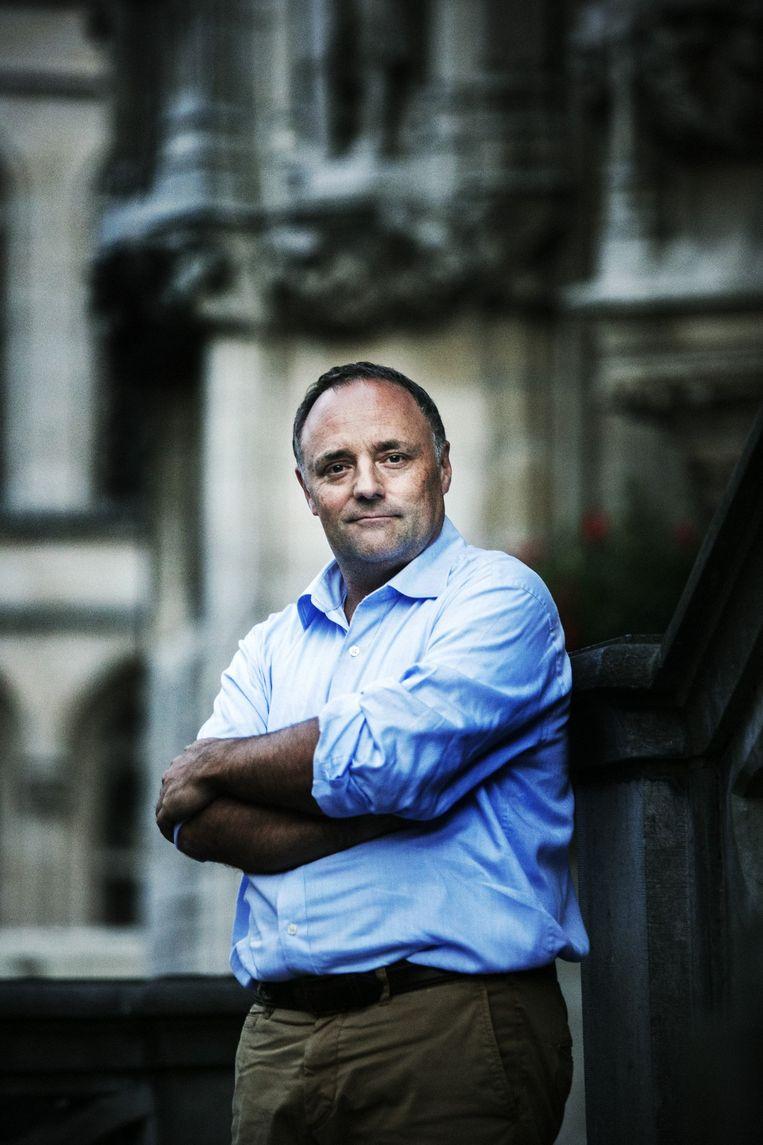 Marc Van Ranst. Beeld Tim Dirven
