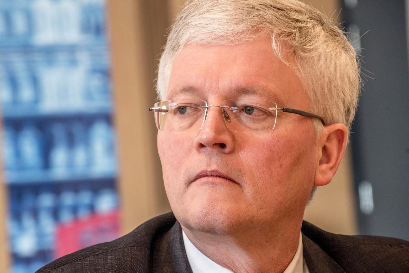 Burgemeester Theo Weterings