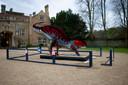Een T-Rex van Lego