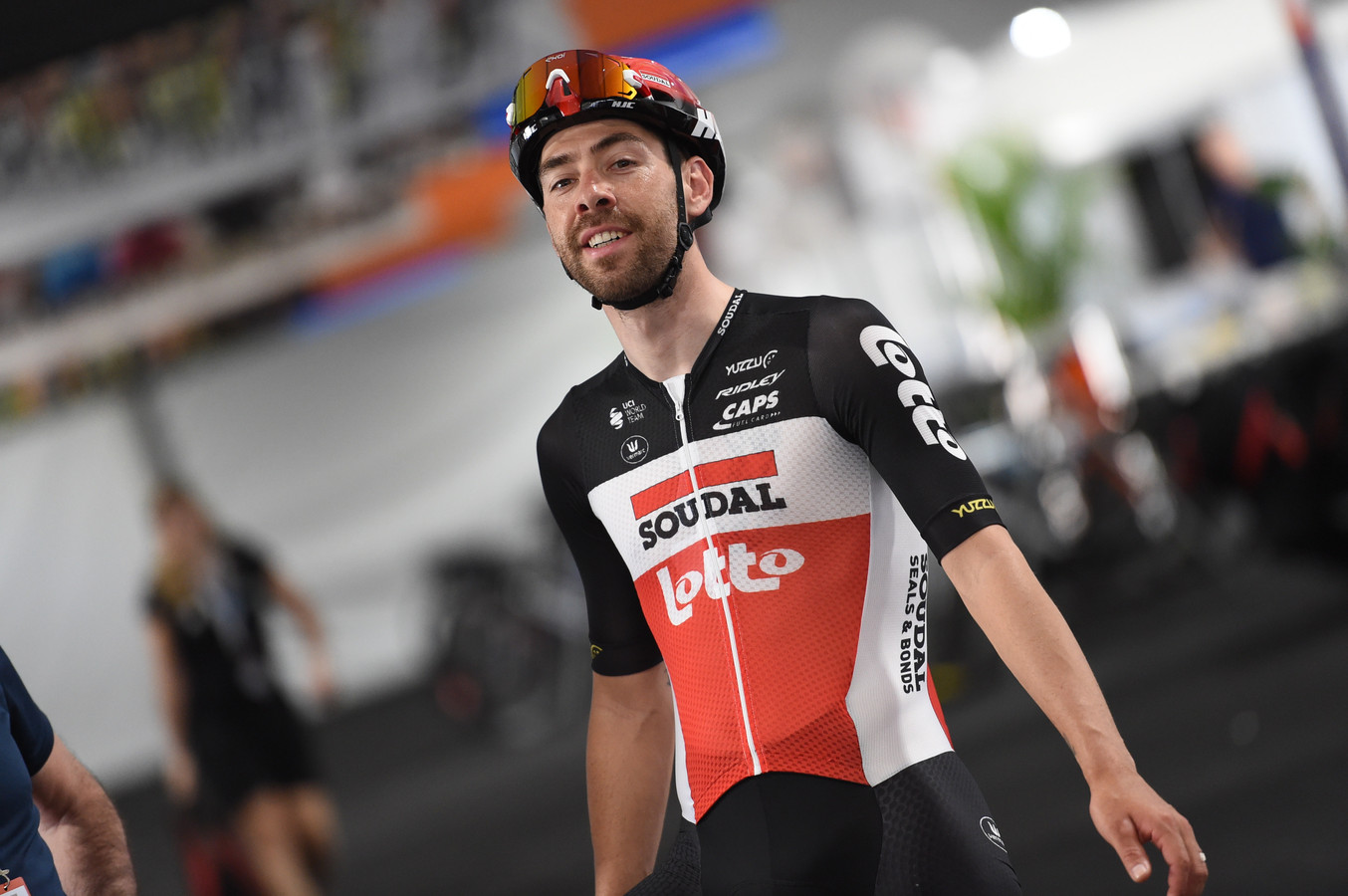 Lotto-Soudal renner Thomas de Gendt