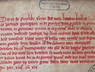 Poesels boekje uit 1442 teruggevonden