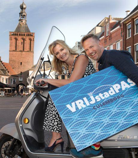 Inwoners Culemborg kunnen lokale ondernemers steunen met nieuwe stadspas