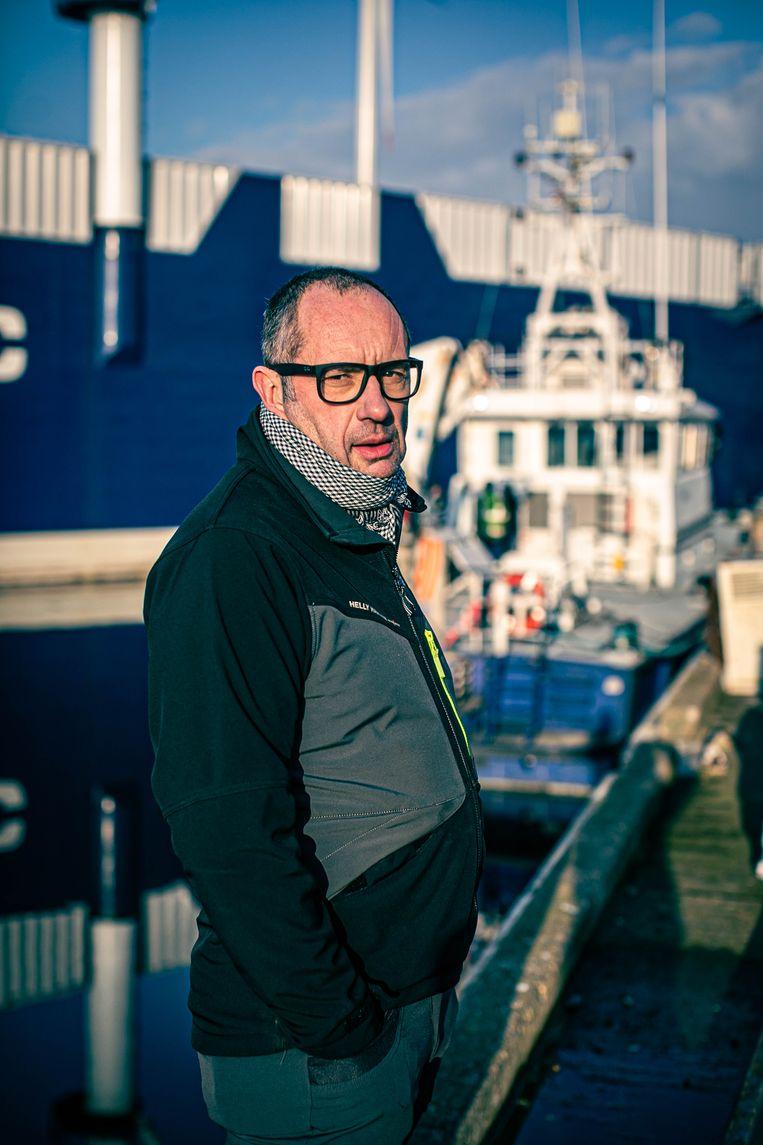 Geert De Groote. Beeld Bas Bogaerts
