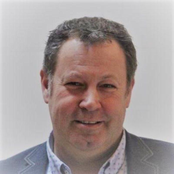 Louis Swinkels is lijsttrekker van CDA in Someren bij verkiezingen in 2018.