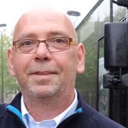 """Arriva-chauffeur Sooi van Weegberg staakt donderdag: ,,Niet van harte, maar onze werkdruk is nu niet verantwoord."""""""