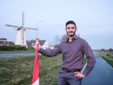 Gevlucht uit Syrië, gelukkig als handballer bij Udi 1896 in Arnhem