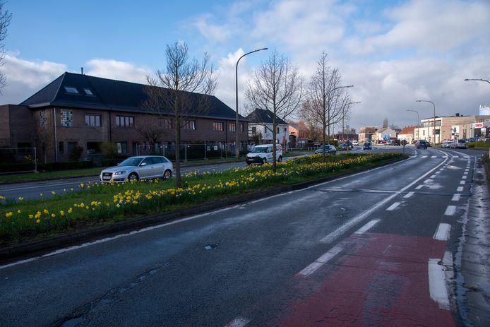 Acaciastraat Wetteren wordt volgend jaar heraanaangelegd