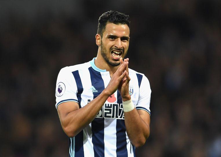 Voor dit WK leek het onwaarschijnlijk, maar Chadli is wellicht weer gegeerd op de transfermarkt.  Beeld Getty Images