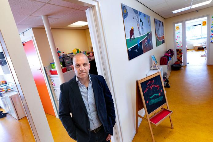 Ahmet Gökce van gastouderbureau Dadim in Eindhoven.