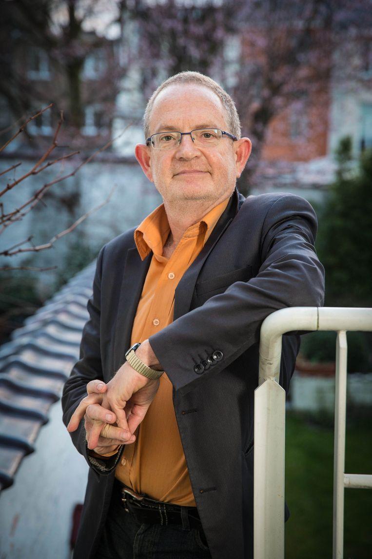 Luckas Vander Taelen. Beeld Photo News