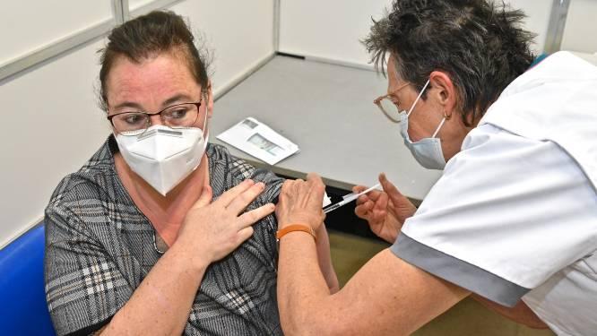 Al 62.000 prikjes gezet in vaccinatiecentrum ISO