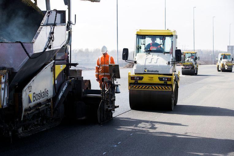 Ook deze zomer vinden enkele grote wegwerkzaamheden plaats in Nederland. Beeld ANP