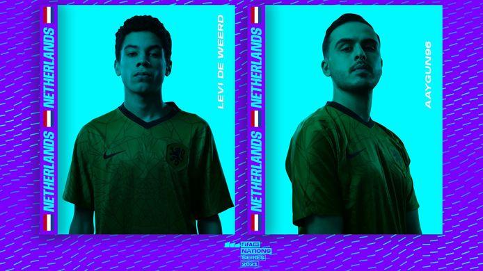 Het E_Oranje FIFA-team heeft zich gekwalificeerd voor het FIFA WK voor landenteams.