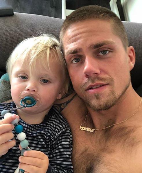 Andre Hazes Extra Dankbaar Voor Kleine Dre En Bridget Moet Wennen