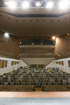 Eindelijk zelf schitteren op het podium van Muziekgebouw Eindhoven, met hulp van ASML