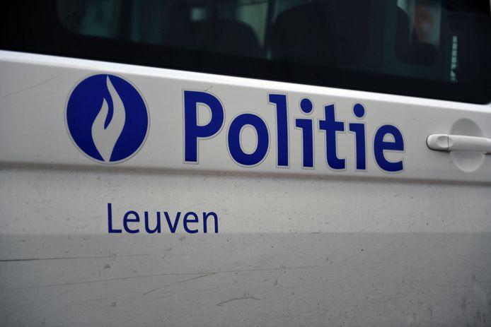 Het duo kon worden gevat door de Leuvense politie.