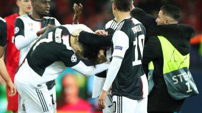 Atlético doet wat het moet doen, Ronaldo maakt zich boos op veldbestormer