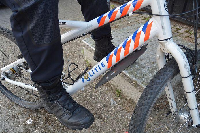 Deze foto is ter illustratie; dit is niet de bewuste fiets.