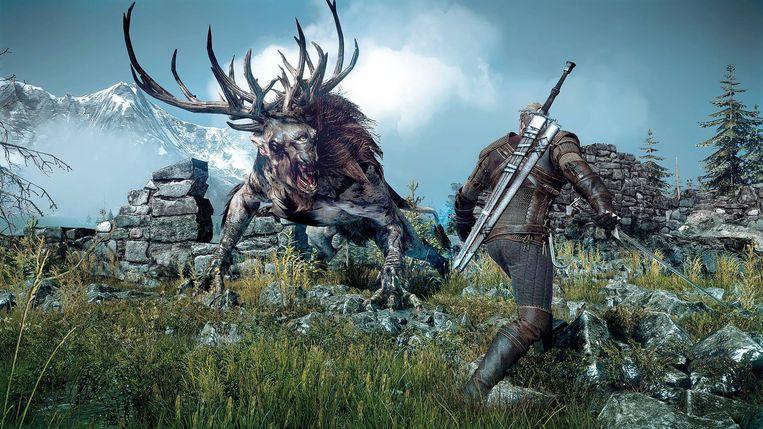 The Witcher Wild Hunt Beeld Humo