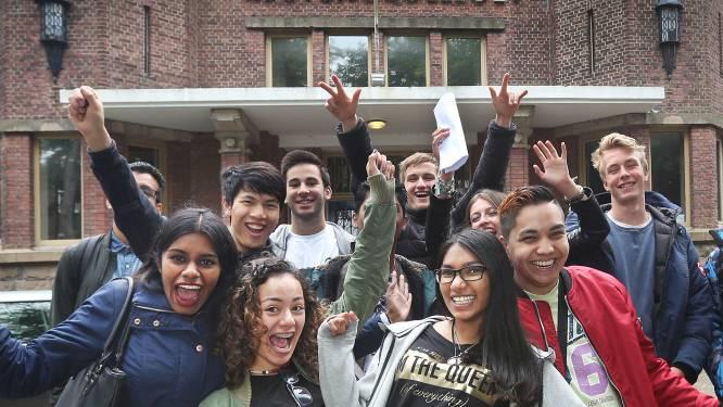 Prinses Laurentien opent nieuwe vestiging van Europese School Den Haag