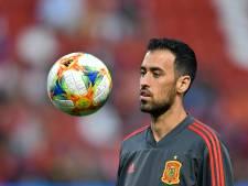 Négatif au Covid-19, Sergio Busquets rejoint la sélection espagnole