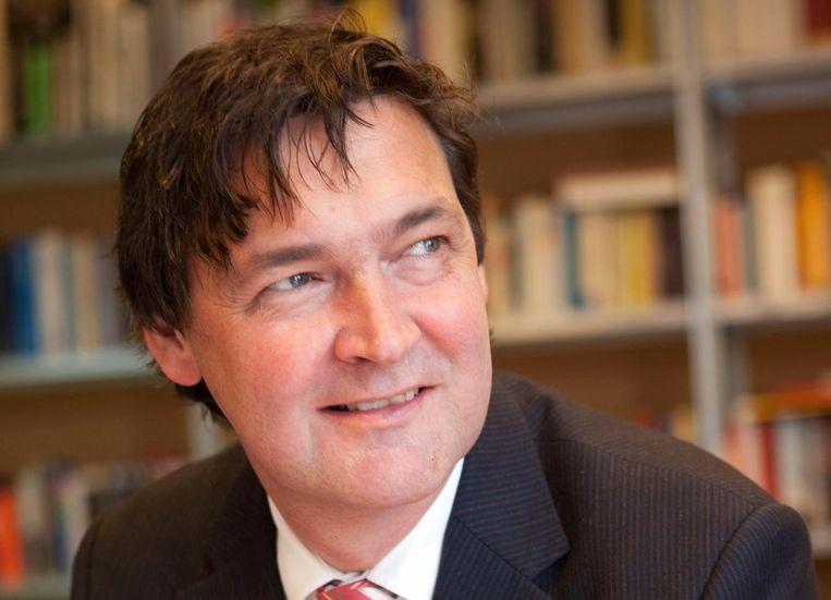 Ton Nijhuis is directeur van het Duitsland Instituut van de Universiteit van Amsterdam. Beeld