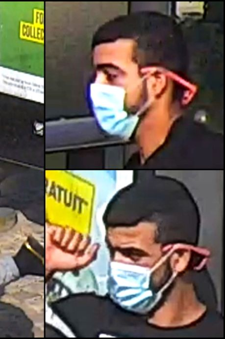 L'auteur d'un vol avec violence à Verviers activement recherché par la police