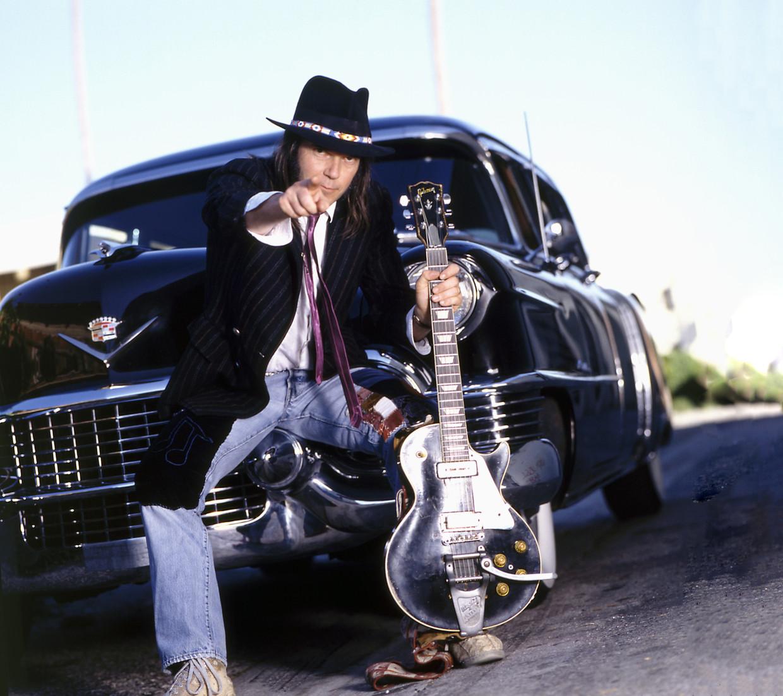 Neil Young Beeld Corbis via Getty Images