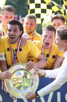 Feestweekend Vitesse compleet met titel Jong Vitesse
