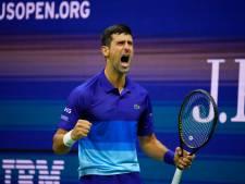Djokovic klopt Zverev na thriller en kan historie schrijven in finale US Open