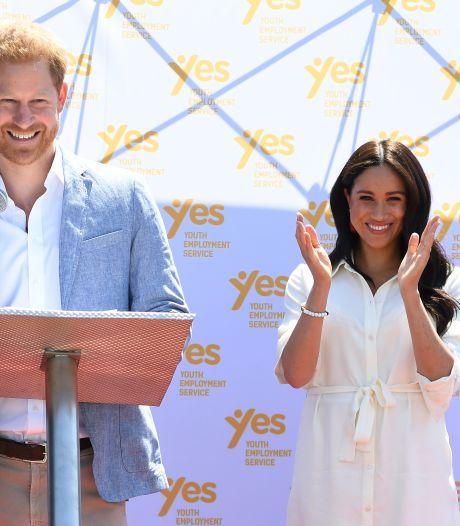 Prins Harry en Meghan op lijst invloedrijksten van Time Magazine