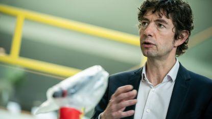 Kamers verluchten nog belangrijker dan handen wassen volgens Duitse topviroloog
