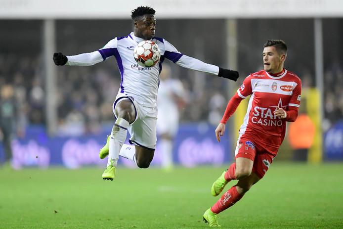 Du haut de ses 17 ans, Jérémy Doku a tiré Anderlecht vers le haut.