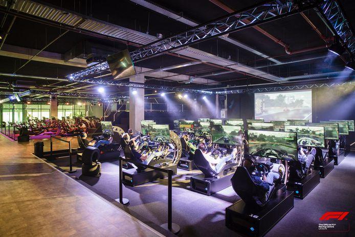 Het allereerste Official F1 Racing Centre opent op 1 juni haar deuren in The Wall in Utrecht.