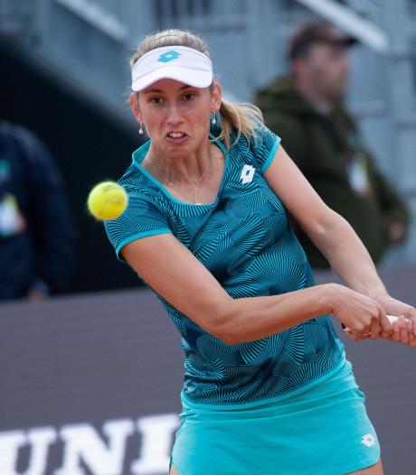 Elise Mertens reste dans le top 20, Pliskova sur le podium