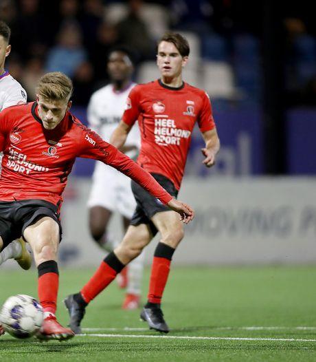 Oud-Feyenoorder Reith scoort de mooiste cijfers bij knokkend Helmond Sport: 'Ben er niet zo mee bezig'