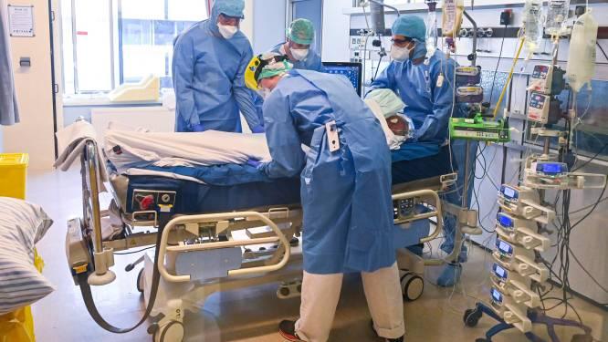 OVERZICHT. Opnieuw sterke toename coronabesmettingen, ook hospitalisaties en overlijdens in stijgende lijn