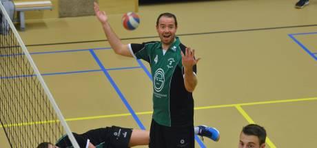 Volleyballers Kwiek pakken laatste strohalm