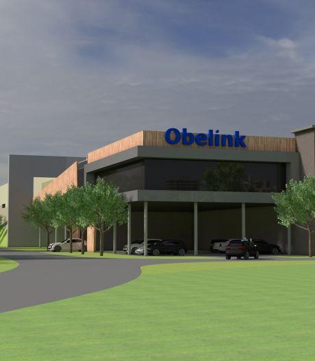 Obelink kan beginnen met bouw van distributiecentrum naast Streekziekenhuis