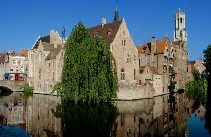 """""""Brugge is een filmlocatie op zichzelf"""", oordeelt de reiswebsite Big 7 Travel."""